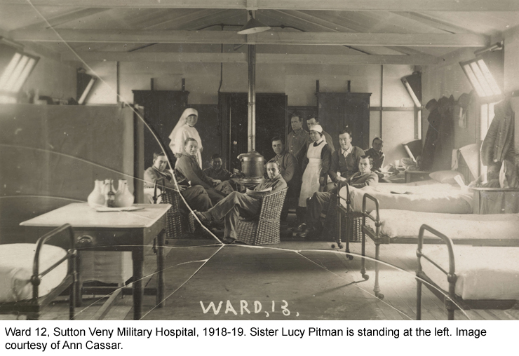Sutton Veny military hospital